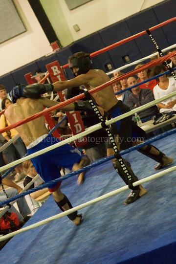 Kickboxingpunch