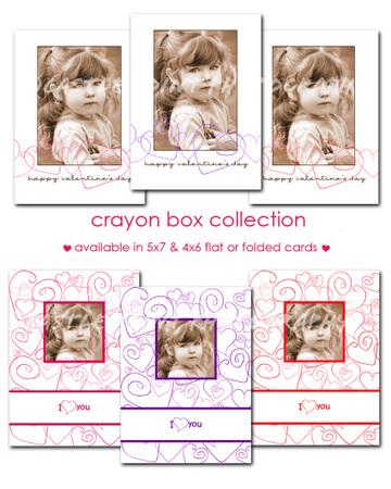 Crayonvalentinecards